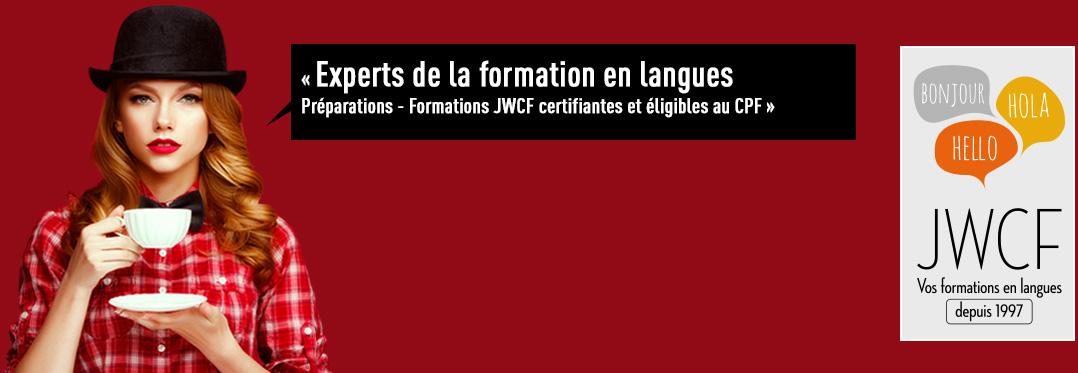 Experts de la formation en langues exclusivement en milieu professionnel